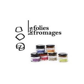 Les Folies Fromages - Abricot, Cumin, écorces d'orange 45g