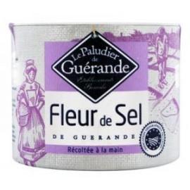 Fleur de Sel de Guérande 125g.