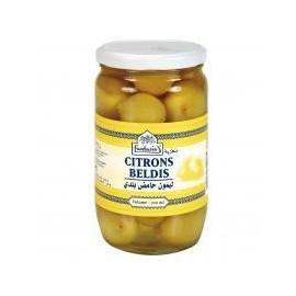 Citron confit 720ml