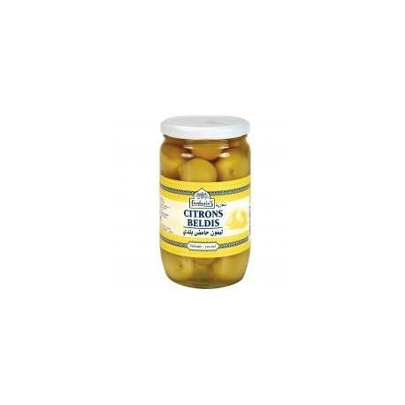 Inlagda citroner 720g - 390g