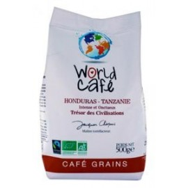 Cafe trésor des civilisa Grains BIO Honduras 500g