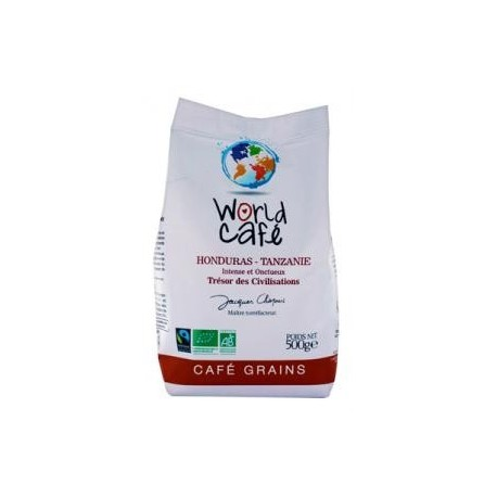 Eologiskt Kaffebönor 500g Fair trade