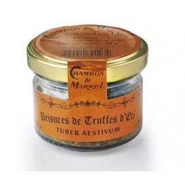 Sommar tryffel, bit (brisures) 25g Tuber Aestivum