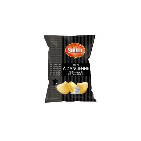 Chips à l'ancienne 135 au sel de Camargue