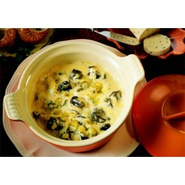 Cassolette d'escargots med tryffelsmör 170g