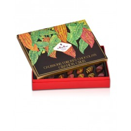 CALISSONS D'EXCEPTION au CHOCOLATS GRAND CRUS 185g
