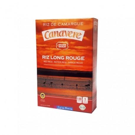 Riz rouge de Camargue 500g