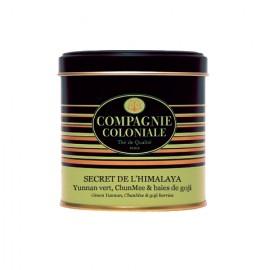 Secret de L'Himalaya - Gröntte med goji bär 100g
