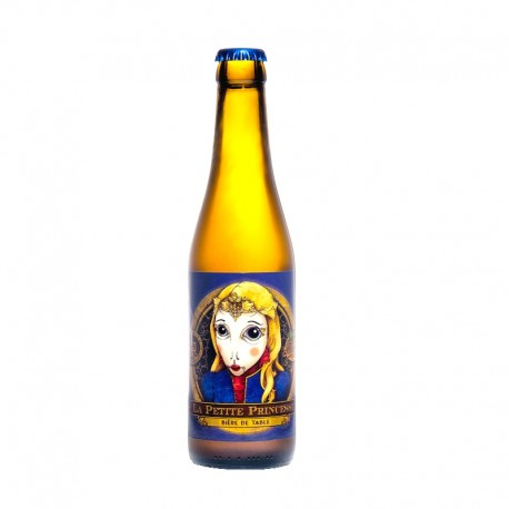 Lättöl - Petite Princesse 2,9% ALC - 33cl.
