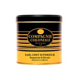Earl Grey Supérieur - Svart te 120g.