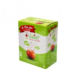 EKO Färskpressad äppeljuice 3l. BIB