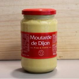 Moutarde forte de dijon Reine de dijon 370gr