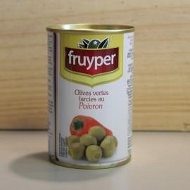Olives aux au paprika