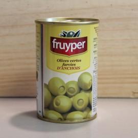 Olives aux anchois