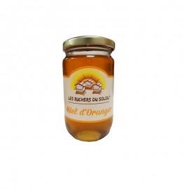 Miel d'oranger 360g