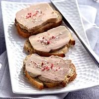 Foie gras de canard entier 120Gr. au Cognac