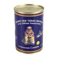 Soupe des Terres Neuvas à la bière bretonne 400g