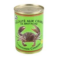Velouté aux crabe 400g