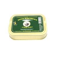 Makrillfilé i olivolja 115g