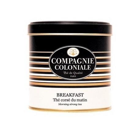 Breakfast - svart te 150g