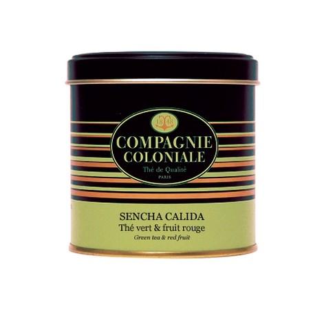 Sencha Calida- Grön te med röda frukter 150g - Oolong