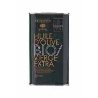 Huile d'olive extra vierge 250ml A l'Olivier