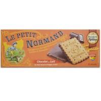 Le Petit Normand chocolat au lait 140g