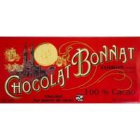 Chocolat noir Bonnat 100% cacao