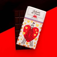 EKO Mörkchoklad 71% - Chocolat des Français 80g