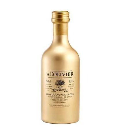 Olivolja extra jungfru Gold 250ml. A l'Olivier