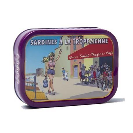 Sardines à la Tropézienne 115g Ferrigno