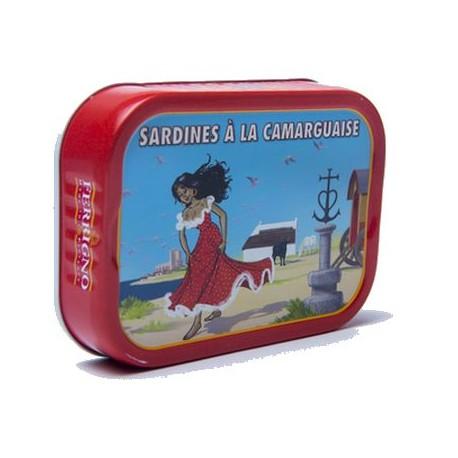 Sardines à la Camarguaise 115g Ferrigno