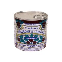 Crème de Marrons de l'Ardèche 100g