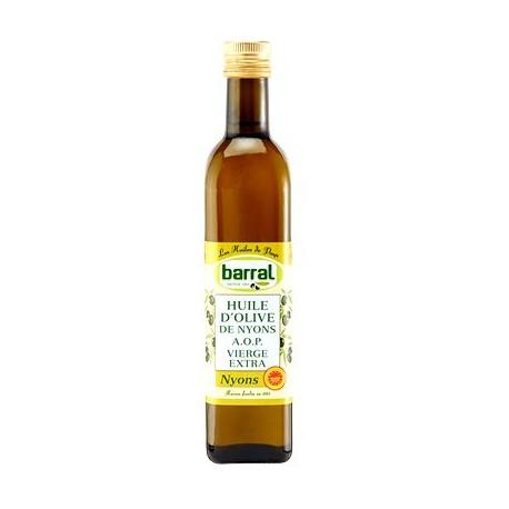 Nyons olivolja Barral 50cl.