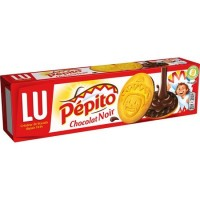 Pepito Mörkchoklad 192g