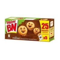 Mini biscuits chocolat 175g - BN