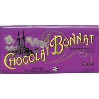 Bonnat choklad CUBA 100g