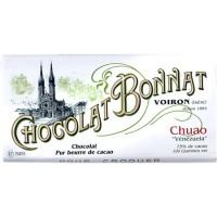 Chocolat noir Bonnat 100g CHUAO