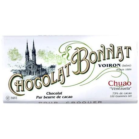 Mörkchoklad CHUAO 100g