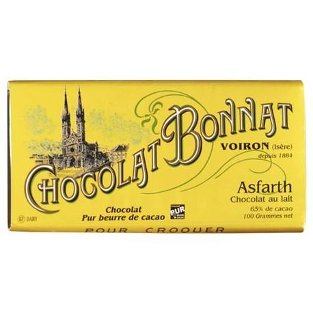 Mjölkchoklad ASFARTH 100g