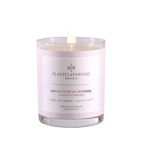 Vegetaliskt doftljus - Lavendel 180g