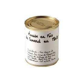 Mousse de Canard à l'Armagnac