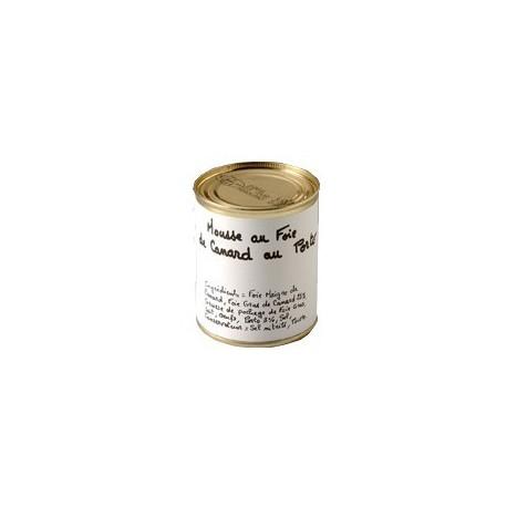 Ankmousse med Armagnac