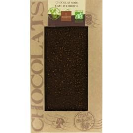 Ekologisk Mörk choklad med Kaffe