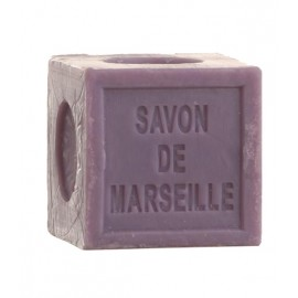 Naturlig Marseilletvål lavendel 400g. fast