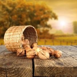 Valnötter i lösvikt